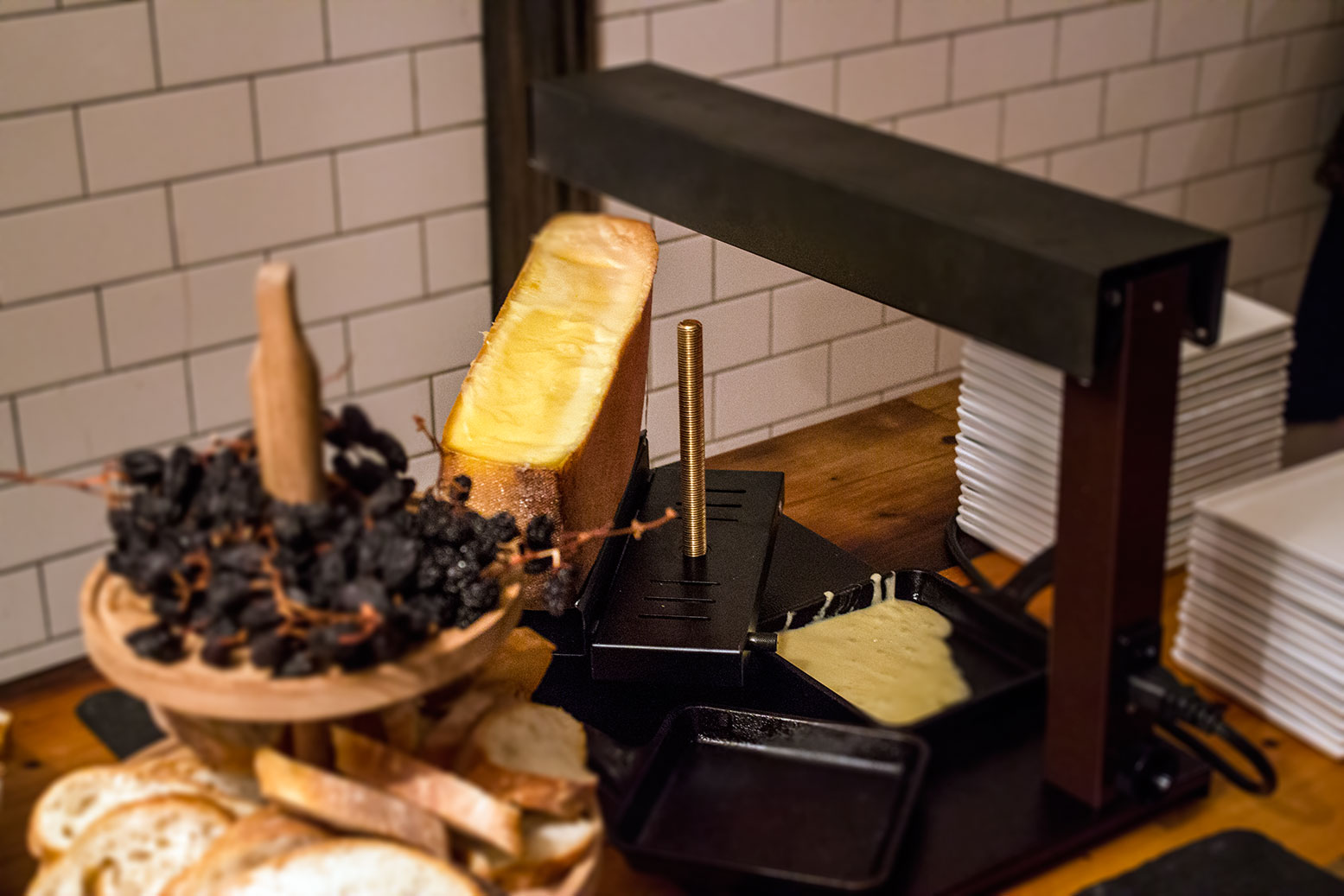 how to throw a raclette party murray 39 s cheese blog. Black Bedroom Furniture Sets. Home Design Ideas