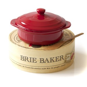 how to use brie baking dish