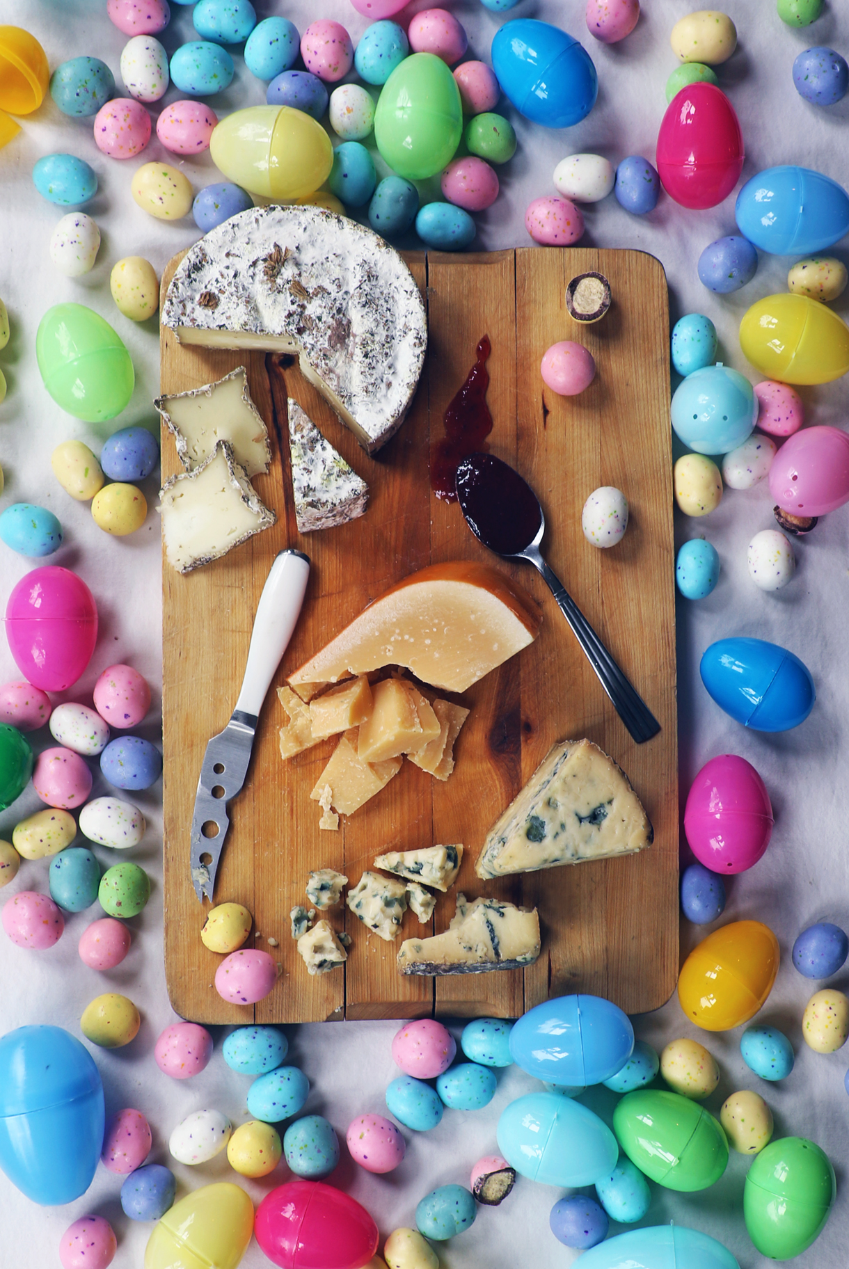 Cheeses to Bring the Spring