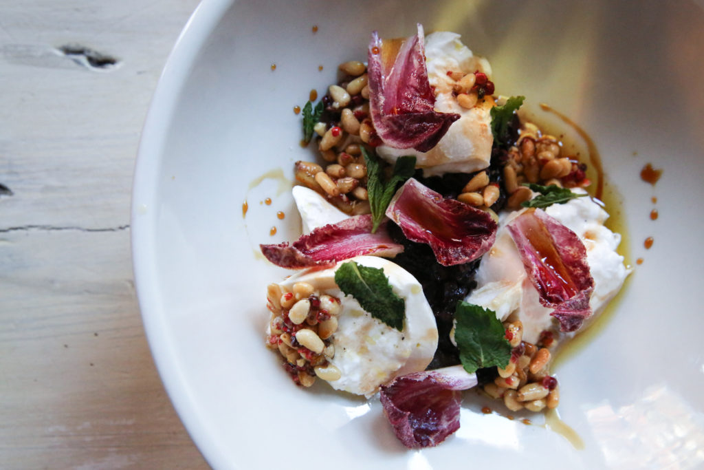 Murray's Burrata Salad Recipe