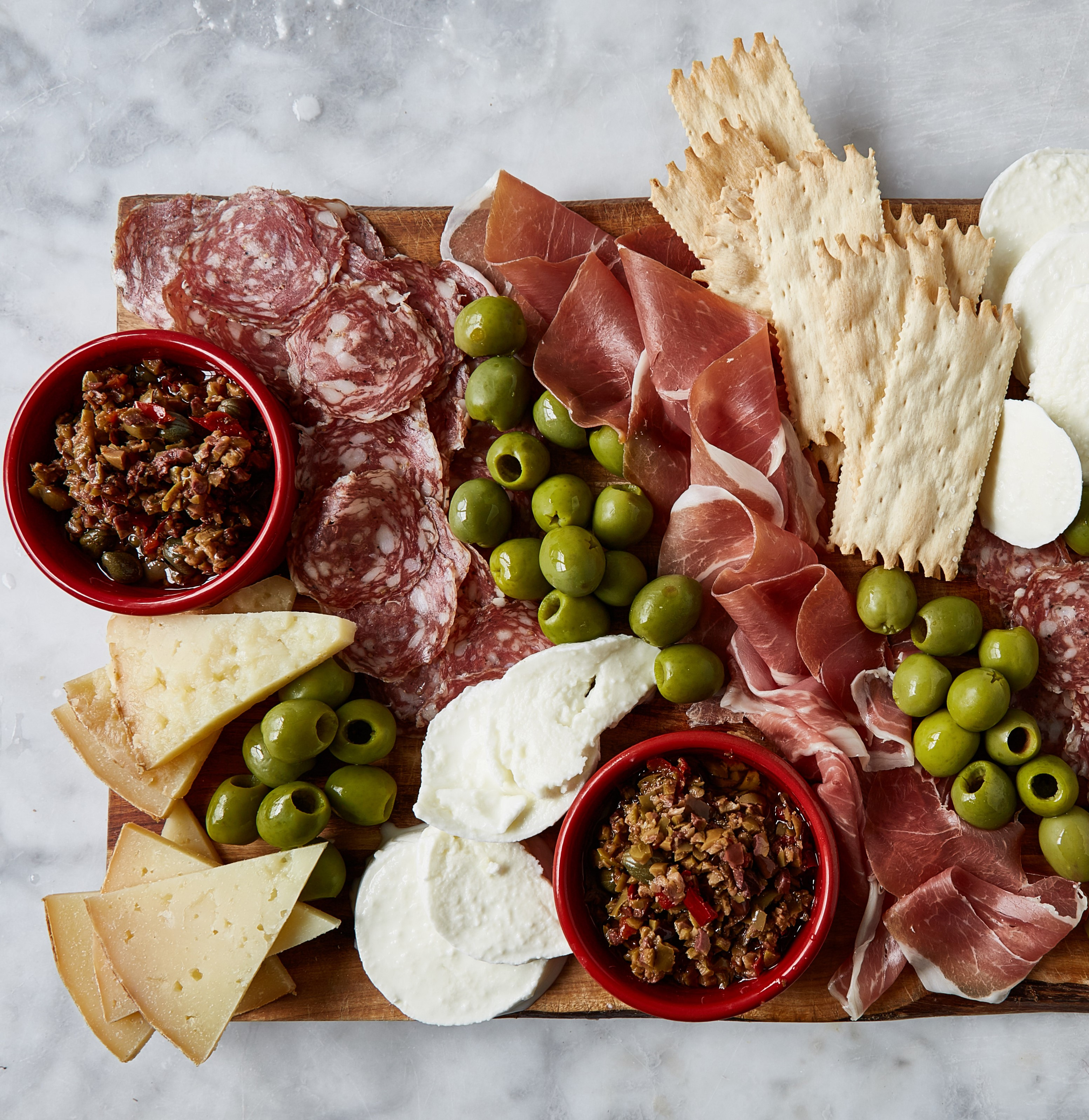 How To Build The Perfect Antipasto Plate Murray S Cheese Blog